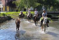 Reiterferien in Nord-Ungarn und Slowakia auf dem Ardónia Hucul Pferdehof für Gruppen u. Familien