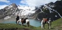 Swiss Alpine Trail Riding Via Sbrinz-Alpines Wanderreiten in der Schweiz mit dem eigenen Pferd!
