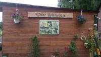 Reitunterricht bei den 'KLEINEN REITMEISTERN' in Oederan im Erzgebirge, Sachsen