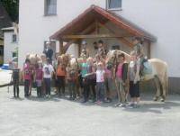 Reiterferien für Kinder und Jugendliche auf dem Fjordpferdehof Starbach