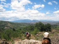 Reiturlaub in Bogota, Kolumbien, für Erwachsene mit Ridingcolombia.