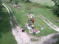 Reiturlaub in der Region Molise, Süditalien, auf unserem Bauernhof