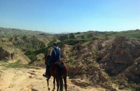 Wanderritt durch Khuzestan in Shiraz / Alle Regionen