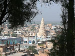 Wanderritt durch Khuzestan und Persepolis