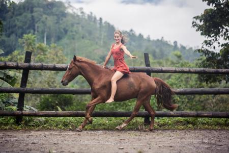 Finca Soley in Atirro, Turrialba, Cartago, Costa Rica / Alle Regionen
