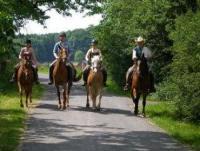 Reitzentrum AC - Reiterferien und Reiturlaub am Rande von Rhön, Vogelsberg und Spessart in Flieden