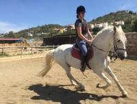 Reiterferien für Kinder, Erwachsene und Familien in Katalonien, nahe Barcelona