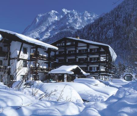 Sporthotel Beck in Brand / Vorarlberg