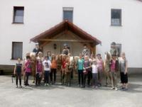 Sachsen: Reiterferien für Kinder und Jugendliche auf dem Fjordpferdehof Starbach am Rande von Nossen