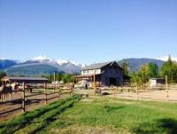 Wundervolle Reiterferien in Valemount, British Columbia - Reiturlaub in Kanada auf der Willow Ranch!