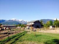 Wundervolle Reiterferien in Valemount, British Columbia - Reiturlaub in Kanada auf der Willow Ranch!