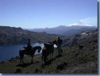 Reiturlaub in Chile! Reitabenteuer in den Anden Nordpatagoniens, Lateinamerika!