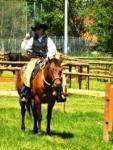 Absarokee Horse Farm: Westernreiten - Ausritte - Wanderritte im Weserberland in Niedersachsen