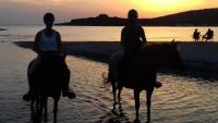 Reitstall 'Horse Riding Alonaki' Naehe Parga,West-Epirus,GR fuer Jedermann, ob Jung oder Alt
