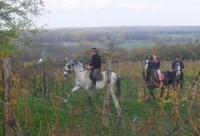 Baranja Ride - Reiturlaub in Draz, Slawonien im Osten von Kroatien!