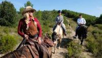 Westernreiten in Spanien – Tarragona, Reiterferien in Spanien individuell, einzigartig in Alleinlage