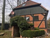 Urlaub mit eigenem Pferd in Fachwerkhaus auf kleinem Hof in der Lüneburger Heide mit Boxen
