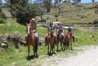 Centro Hipico Lago Titicaca - Reiterferien in Peru am Titicacasee, mit Pferden sein.