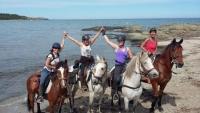 Mas Batlló - Reitferien und Sommercamps in den katalanischen Pyrenäen und an der Costa Brava