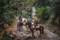 Reiturlaub -Zu Pferd Chiles wilden Süden entdecken - einzigartige Vulkanlandschaften und Regenwälder