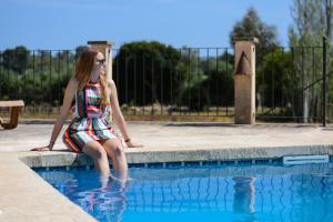 Entspannen Sie sich im Pool