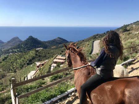 Rancho Everfree in Nerja / Andalusien-Costa del Sol, de la Luz
