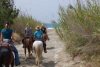 Reiturlaub auf Rhodos - A&E Elpida Ranch - Sonneninsel Rhodos - Reiten in unendlichen Weiten