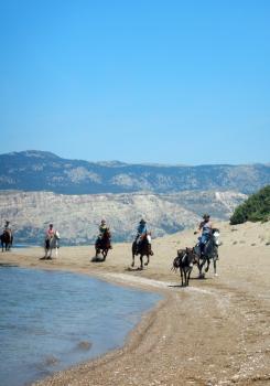 A&E Elpida Ranch in Rhodos Laerma  / Mon. Thari / Südliche Ägäis