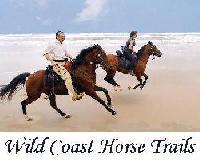 Wild Coast Horse Trails  - Reiturlaub in Südafrika