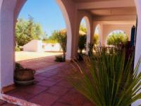 Charmantes Maison d'Hôte mit Reitstall in Olivenhain Meerblick und Pool in Zarzis Süd-Tunesien