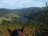 Herzlich Willkommen zum Reiturlaub im Hotel La Solana -  Asturien  <br> Reiten in Spanien