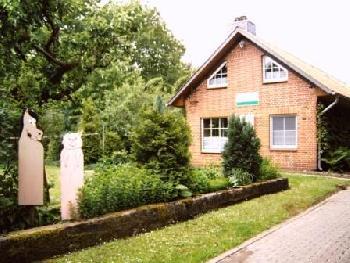 Camp Au Clair Ruisseau in Gerstheim / Elsass/Lothringen/Vogesen