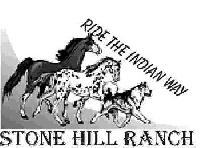 Native Horsemanship Kurse Reiten wie die Indianer, Rai Reiten - Stone Hill Ranch in Saarbrücken