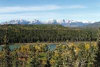 Reiturlaub in Alberta-Kanada: Cabins, Teepees und Trail Rides in der Nähe vom Jasper National Park