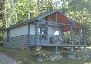 Grey Cabin