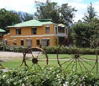 HACIENDA LA ALEGRIA - Reiturlaub in den Anden von Ecuador!