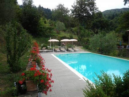Ferien-/ Urlaubsbetrieb, Ferien-/ Gästeranch, Bauernhof, Reiterpension, Reiterhotel in Moncioni, Montevarchi (AR)