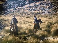 Reiturlaub und Wanderritte mit Unicornio Azul in der Sierra der Cuchumatanes, Guatemala
