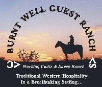 Burnt Well Guest Ranch in New Mexico - traditionelle Western Working Ranch!