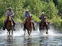 Three Bars Guest Ranch - Die Abenteuer-Ranch in den Kanadischen Rocky Mountains!