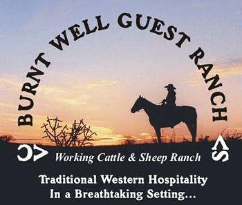 Burnt Well Guest Ranch in Roswell / New Mexico