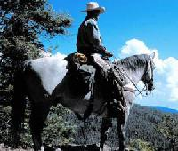 Colorado Trails Ranch - Reiturlaub nahe der historischen Westernstadt Durango, Colorado, USA!