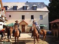 Reiturlaub und Reiterferien im Norden von Böhmen - Tschechien