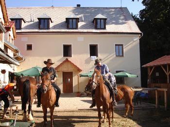 Farm Trebusin - Zababec in Trebusin / Litomerice / Alle Regionen