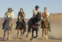 Abenteuerferien und Reiterreisen in Meknes in der afrikanischen, marokkanischen Wüste Sahara.