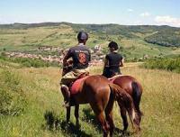 Reiturlaub in Rumänien - Reitferien im wilden, aber freundlichen Transilvanien nahe Sighisoara!