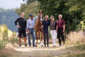 Unsere Reitanlage bei Pferdeschulze