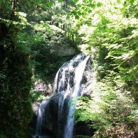 Niedersonthofener Wasserfälle - beliebter Ausflug